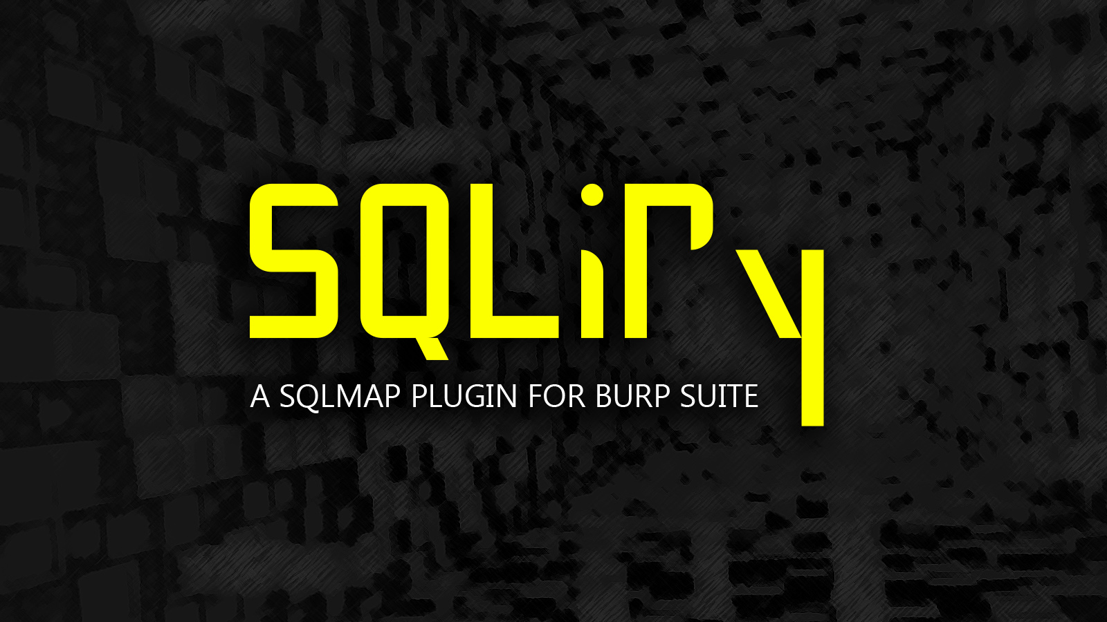 SQLiPy - A SQLMap Plugin for Burp Suite