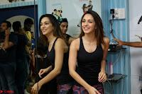 Kiara Advani Black Tank Top Tight leggings Tu Cheez Badi Hai Mast Mast~  Exclusive 33.JPG