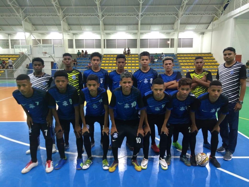 Milênio FC sub 16  uma vitória e duas derrotas na primeira fase do maranhense  2018 9b62b8b64bd15