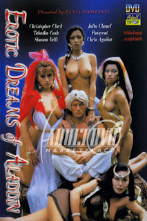 The Erotic Adventures of Aladdin-X (1994)