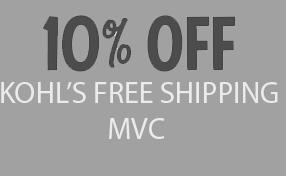 Kohl's Free Shipping