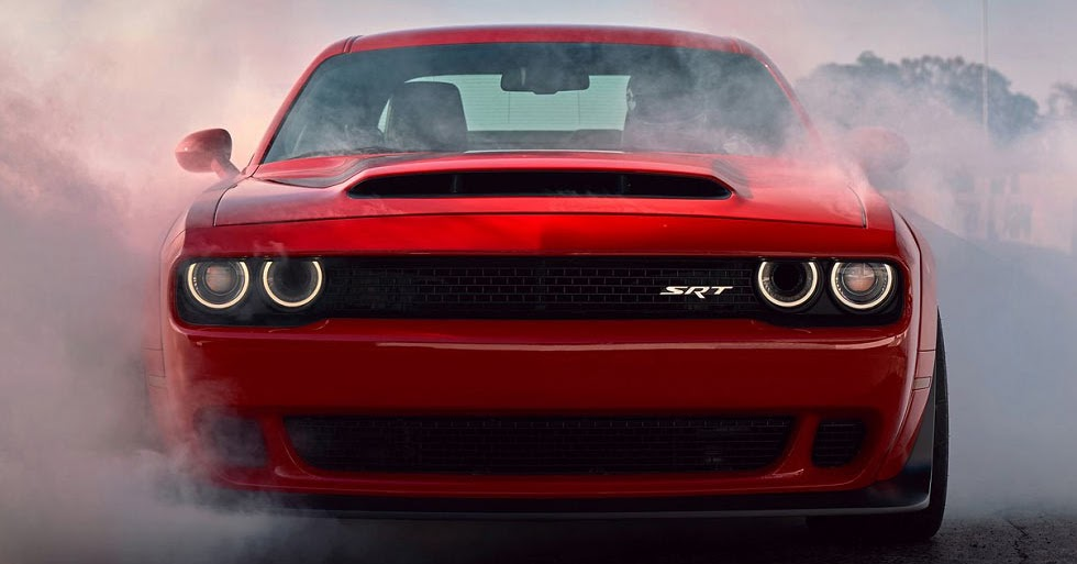 Dodge Challenger Srt Demon Configurator Goes Live