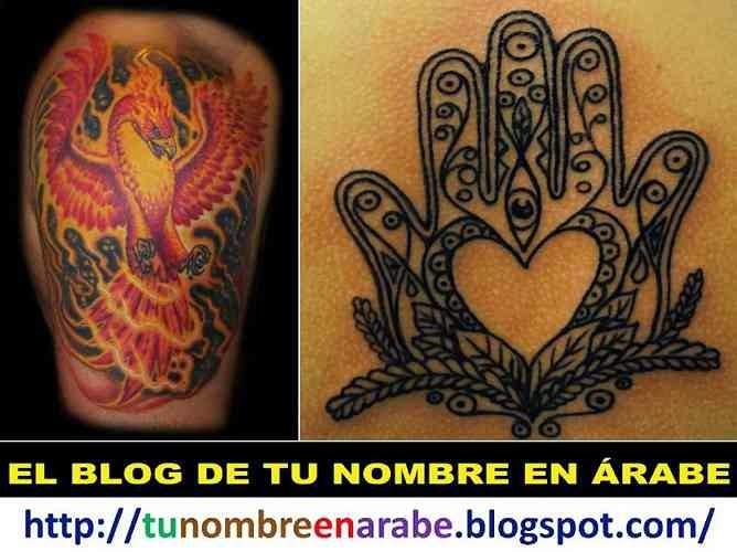 tatuajes de fenix