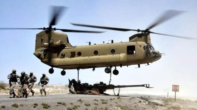 Hadi Tjahjanto Ingin Membeli Helikopter Angkut Kapasitas Besar