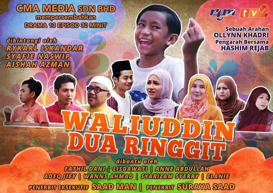 Waliuddin 2 Ringgit