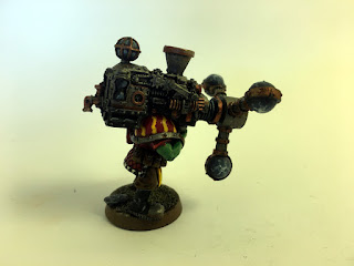 2nd Ed Ork Shokk Attack Gun - right