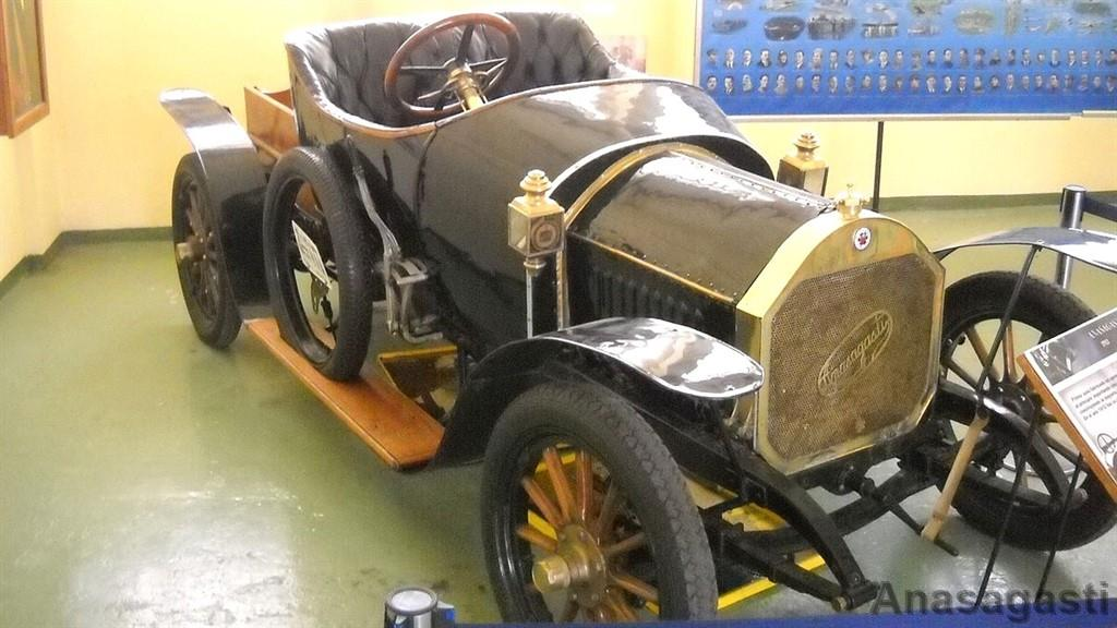 Movers And Moves: Anasagasti - The First Automobile to be Built in ...