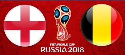 موعد عرض ومشاهدة انجلترا وبلجيكا بتاريخ 14-07-2018 كأس العالم 2018 والقنوات الناقلة لها