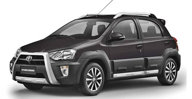 2016 Toyota Etios Cross Specifications and Features