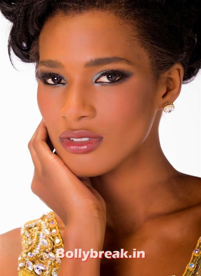 Miss Haiti, Miss Universe 2013 Contestant Pics