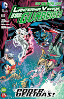 Os Novos 52! Lanterna Verde - Os Novos Guardiões #28