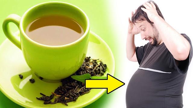 رجيم الشاي الاخضر والليمون لتنحيف الجسم