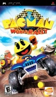 Pac Man World Rally