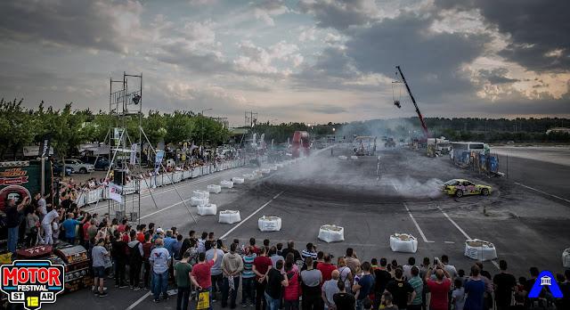 Ανοίγει αύριο η αυλαία του 13ου Motor Festival της Πελοποννήσου!