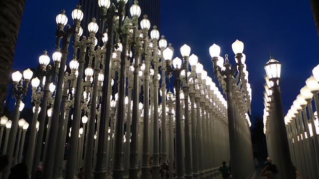 County Museum of Art em Los Angeles na Califórnia