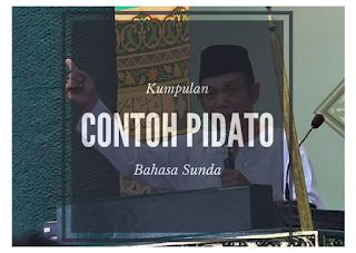 Pidato Bahasa Sunda Lengkap