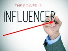 Cara menjadi influencer.