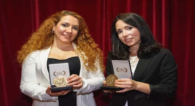 Χρυσά μετάλλια στα φετινά Global Music Awards για τις Θεσπρωτές Αρετή και Ιωάννα Σπανομάρκου