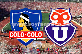 Colo Colo vs U de Chile 2016