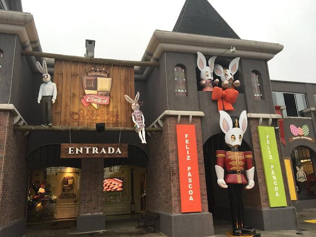 Chocolates Caracol, Gramado.