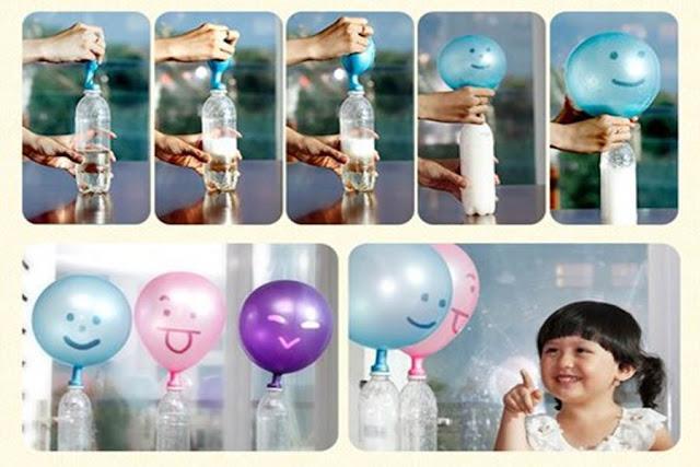 Cách làm đồ dùng đồ chơi bằng chai nhựa cho trẻ mầm non