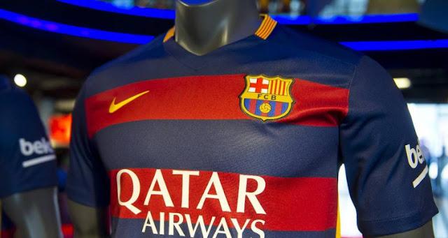 El derecho de tanteo, gran aliado de Nike para seguir en el Barça