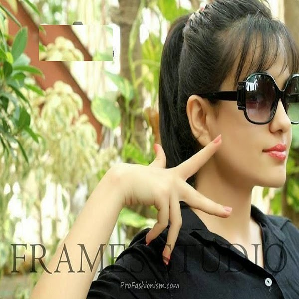 Pakistani Actress Hairstyles: Pakistani Actress Banged Hairstyles
