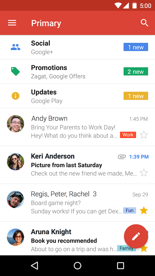 10 Best Email Apps for Android - Resources - Mi Community
