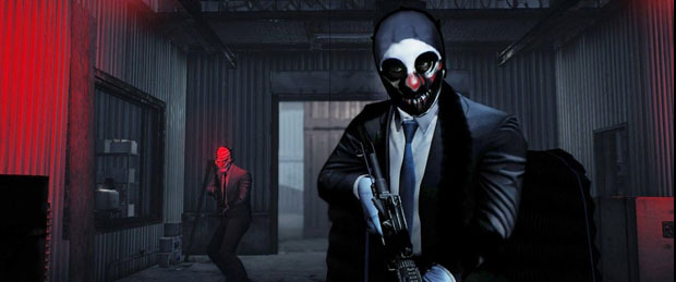PayDay 2 - Bank Heist Gameplay Video