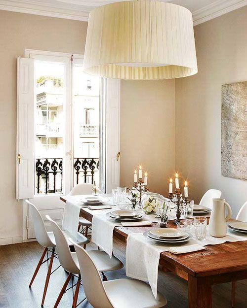 Elegant Abode Rustic Dining Rooms