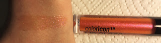 wet n wild coloricon lip gloss the loco potion swatch