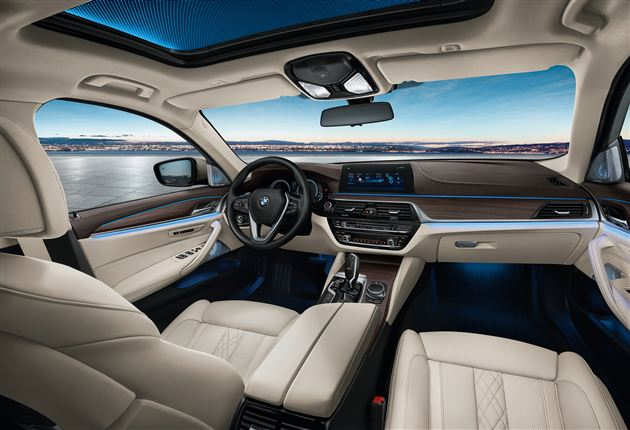 2016 - [BMW] Série 5 Berline & Touring [G30/G31] - Page 28 BMW%2B5-Series%2BLi%2BChina%2B-3