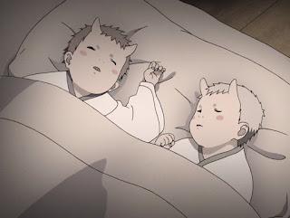Hagoromo y Hamura de chicos, niños, pequeños, bebes