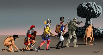 25 aprile-liberazione-poesie libertà-fumetti-gunduz agayev-guerra-pace