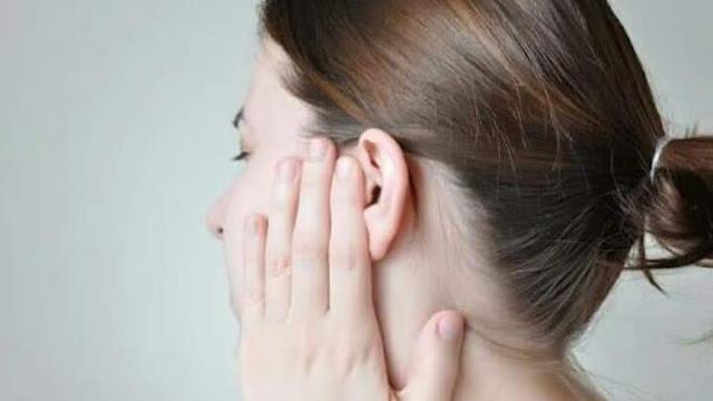 أهم أعراض ثقب طبلة الأذن .