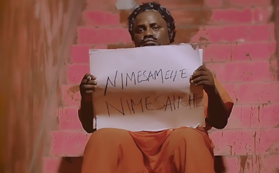 Video Peter Msechu - Nimesamehe