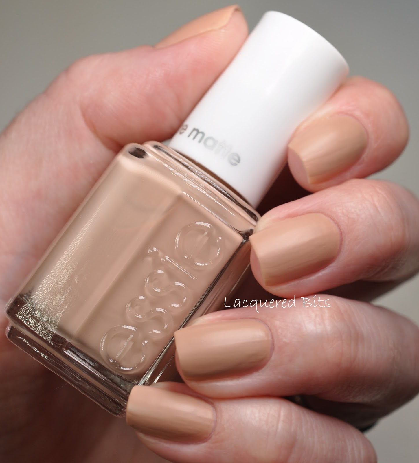 All Eyes On Nudes Essie Cashmere Matte 2015