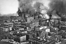History In San Francisco Earthquake - Fire