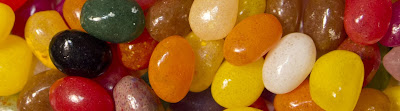 photo of colorful jelly beans