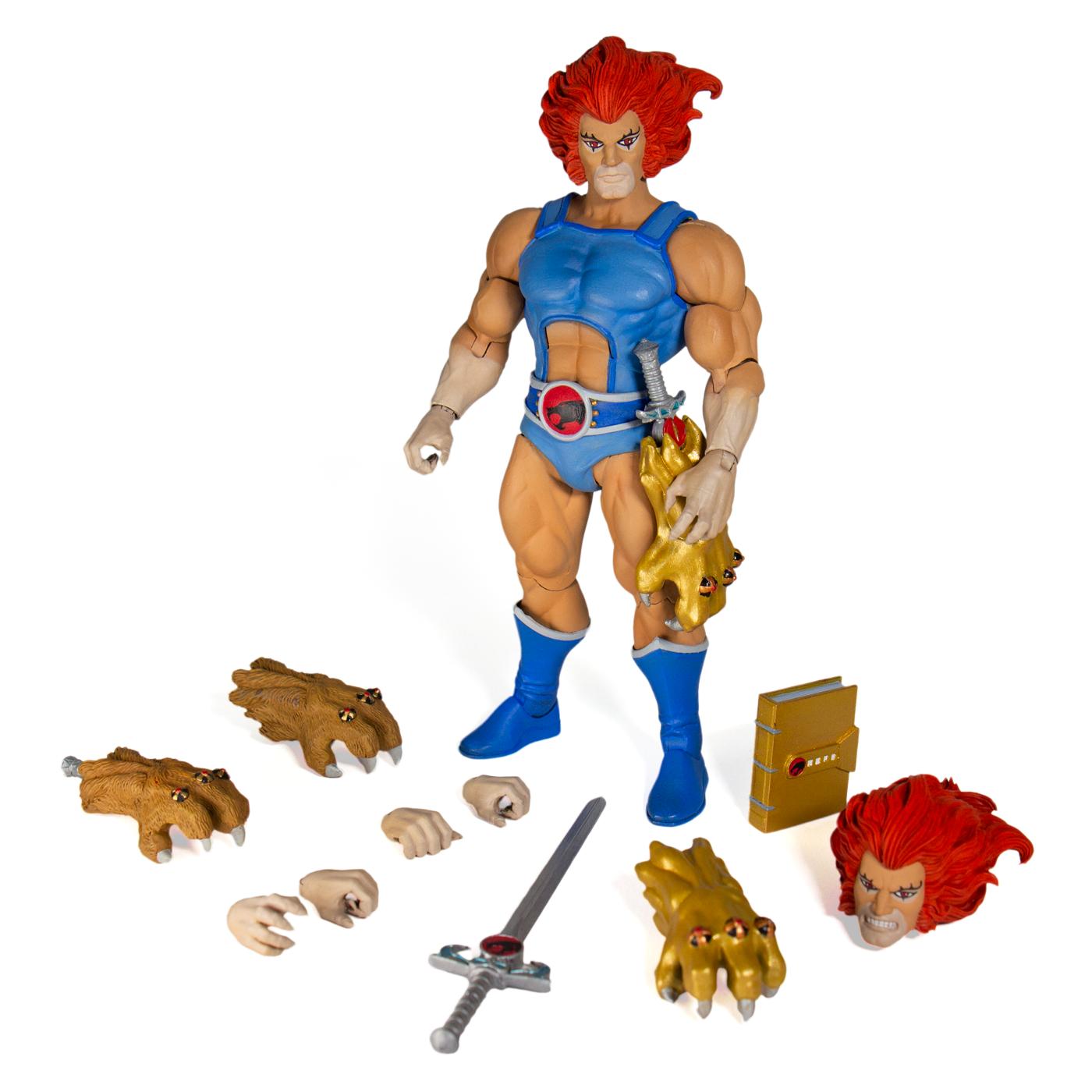 Voltron Lion rouge Defender Gear Thundercats