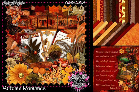 Autumn Romance ' New by Country Style Designs