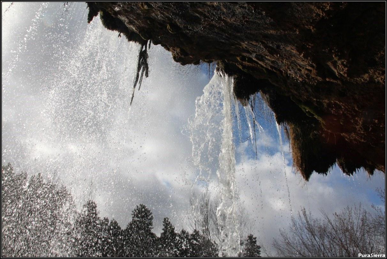 Cascada Del Molino De San Pedro (Río Cabriel)