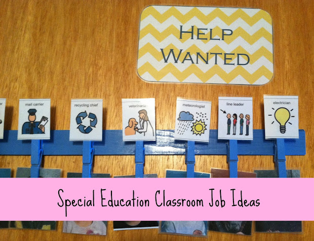 Little Kim' Class Special Education Classroom Job