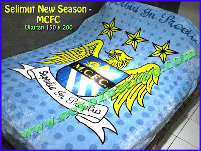 Selimut New Season - MCFC