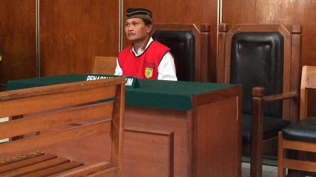 Penguasa Kalijodo Daeng Aziz Diadili di Kasus Listrik, Tak Ada Pengacara Menemani