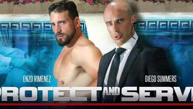 Enzo Rimenez, Diego Summers – Protect and Serve