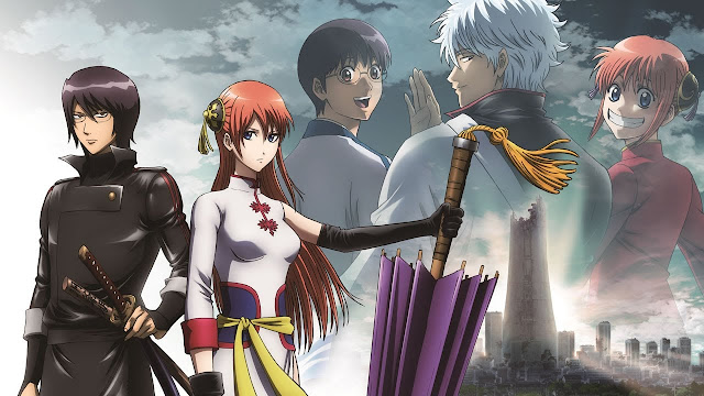 Gintama Movie 2: Kanketsu-hen Subtitle Indonesia