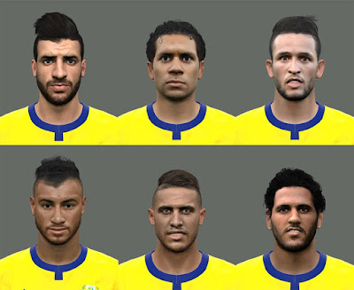 PES 2016 Facepack Ismaili team by Elmodamer