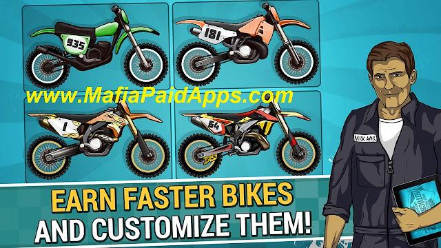 Mad Skills Motocross Apk MafiaPaidApps
