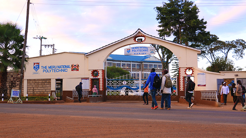 Meru Polytechnic Student Kills Self, Said She Wasn't Ready To Lose Lover